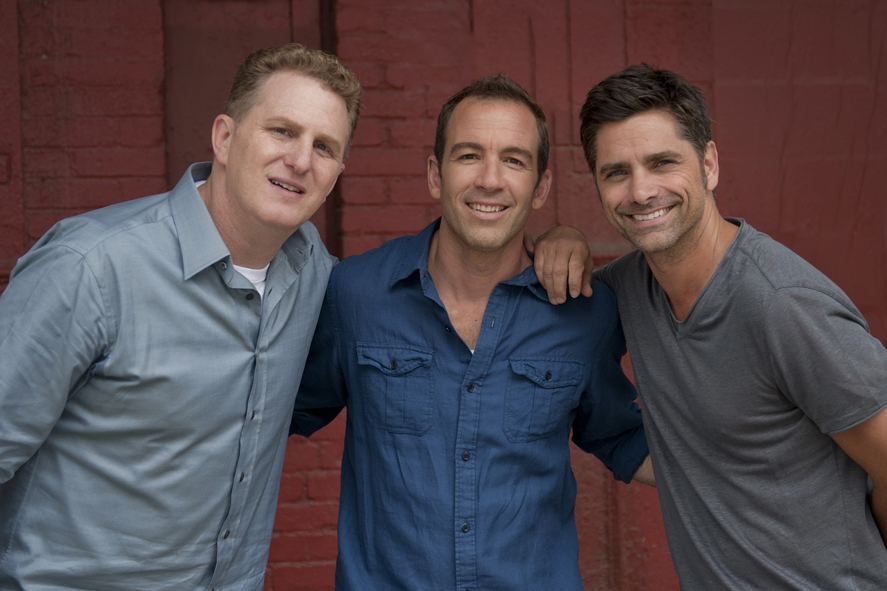 Sex-Up Your Man : Bild Bryan Callen, John Stamos, Michael Rapaport
