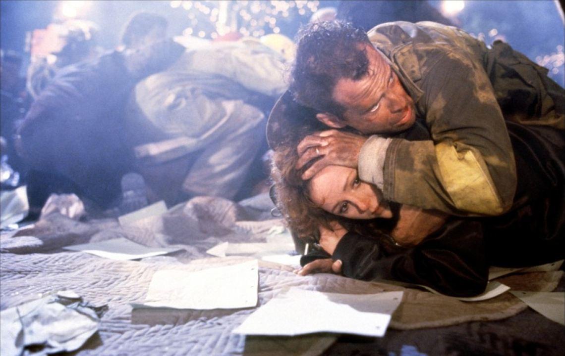 Stirb langsam : Bild Bonnie Bedelia, Bruce Willis