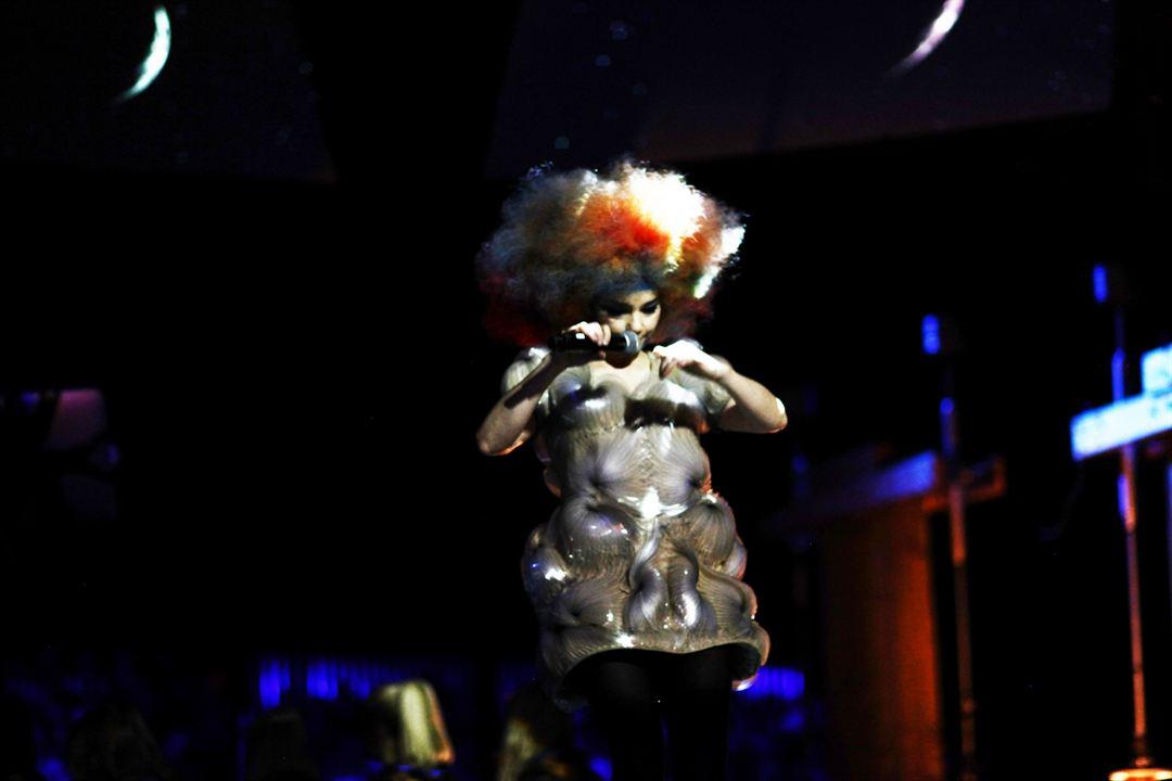 Björk: Biophilia Live : Bild Björk