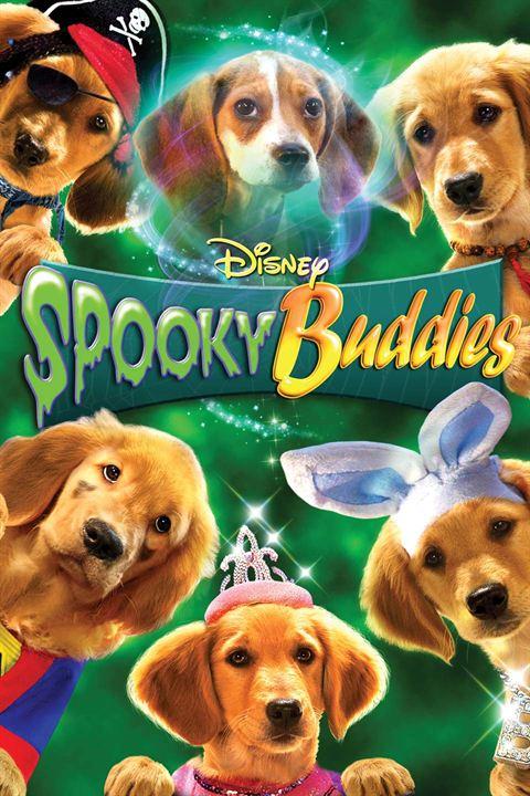 Spooky Buddies : Kinoposter