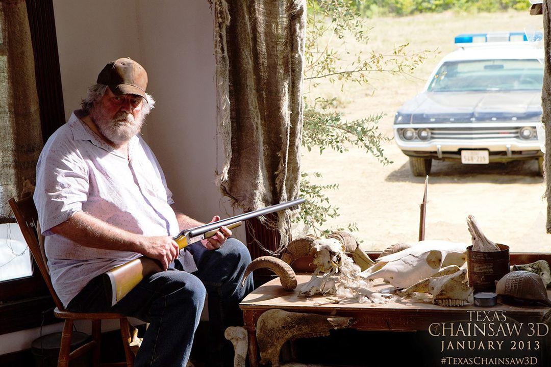 Texas Chainsaw 3D - The Legend Is Back : Bild Gunnar Hansen