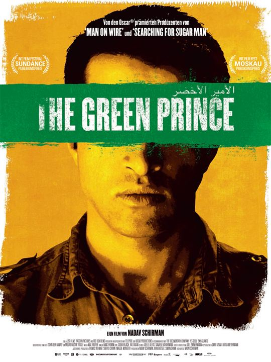 The Green Prince : Kinoposter
