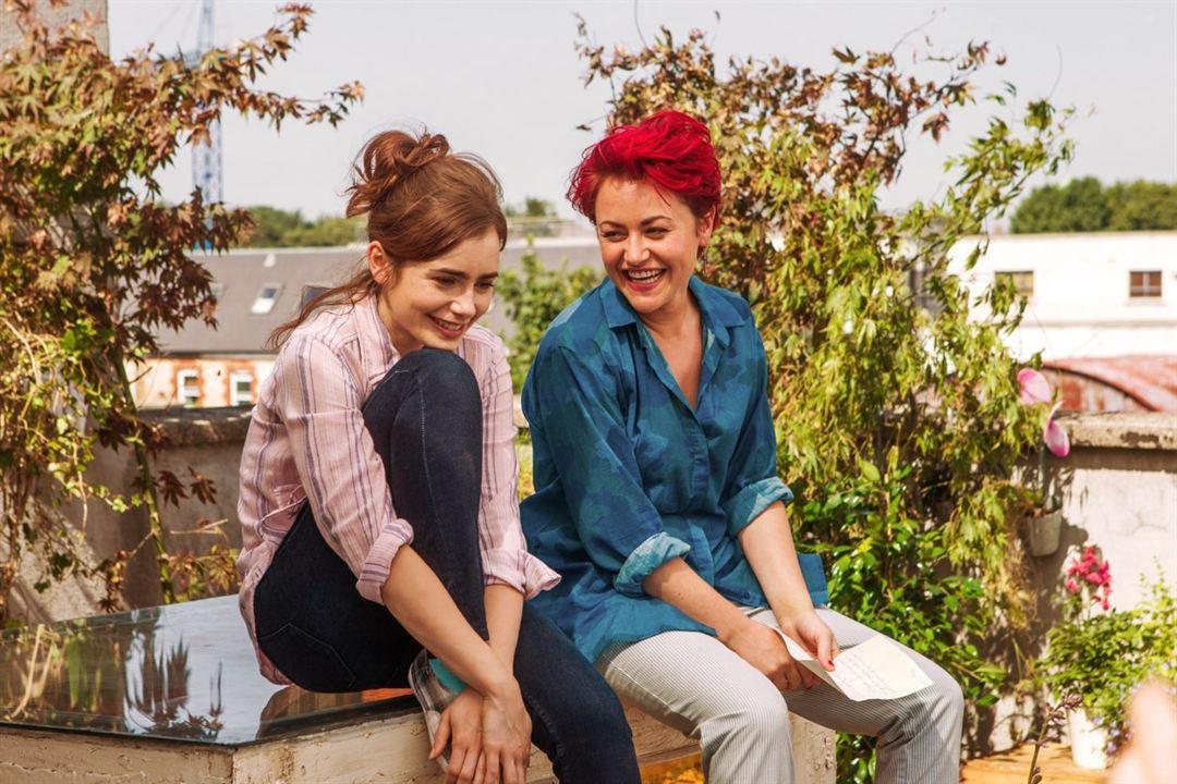 Love, Rosie - Für immer vielleicht : Bild Jaime Winstone, Lily Collins