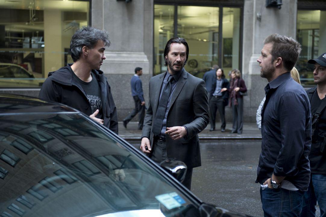John Wick : Bild Chad Stahelski, David Leitch, Keanu Reeves