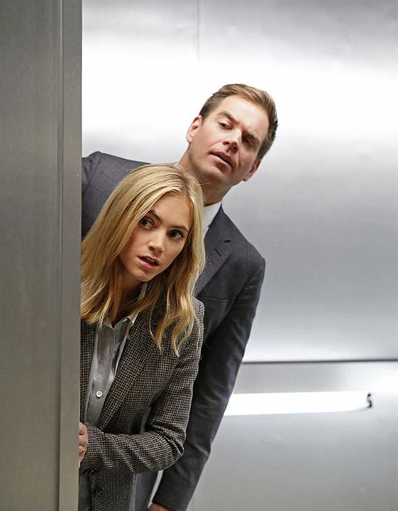 Bild Emily Wickersham, Michael Weatherly