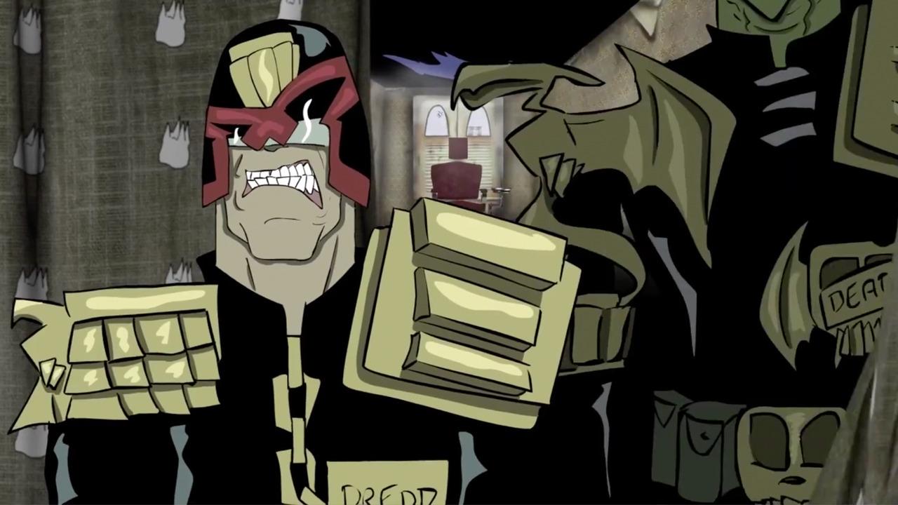 Judge Dredd: Superfiend : Bild