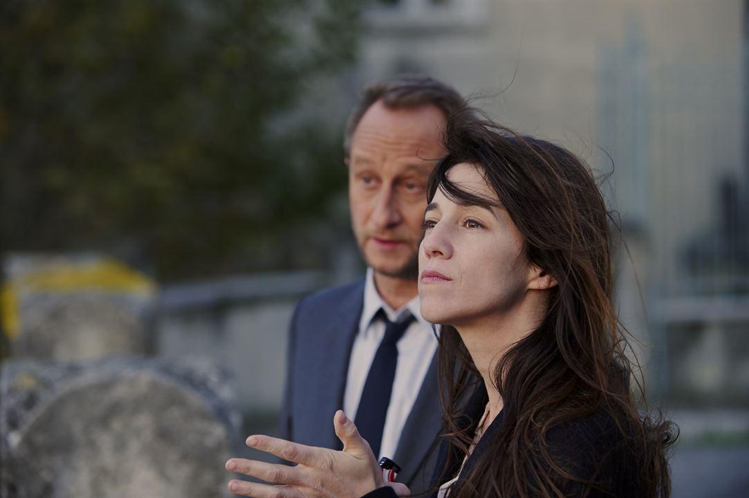 3 Herzen : Bild Benoît Poelvoorde, Charlotte Gainsbourg