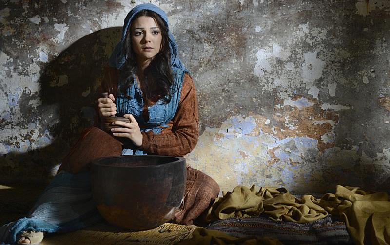 The Dovekeepers : Bild Kathryn Prescott