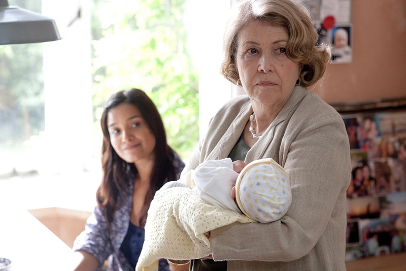 Bild Anne Reid, Shelley Conn