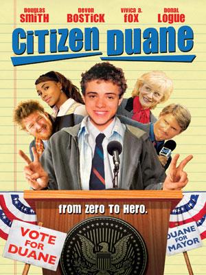 Citizen Duane : Kinoposter