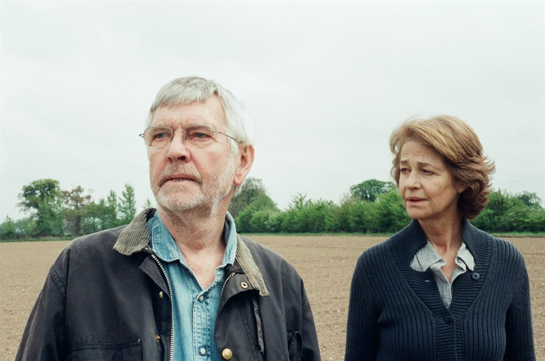 45 Years : Bild Charlotte Rampling, Tom Courtenay