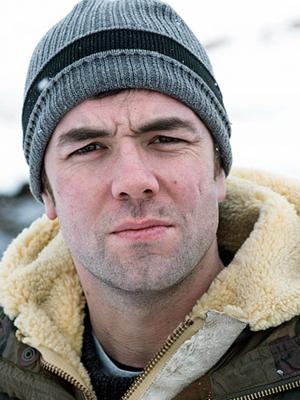 Kinoposter Aaron McCusker
