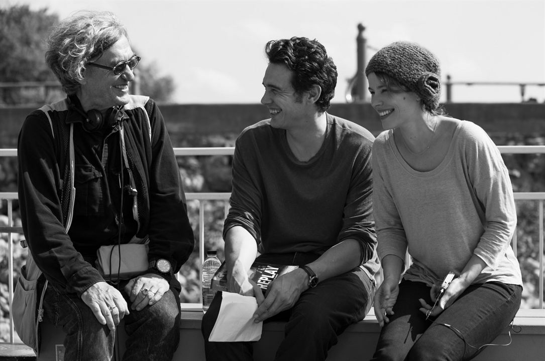 Every Thing Will Be Fine : Bild James Franco, Rachel McAdams, Wim Wenders