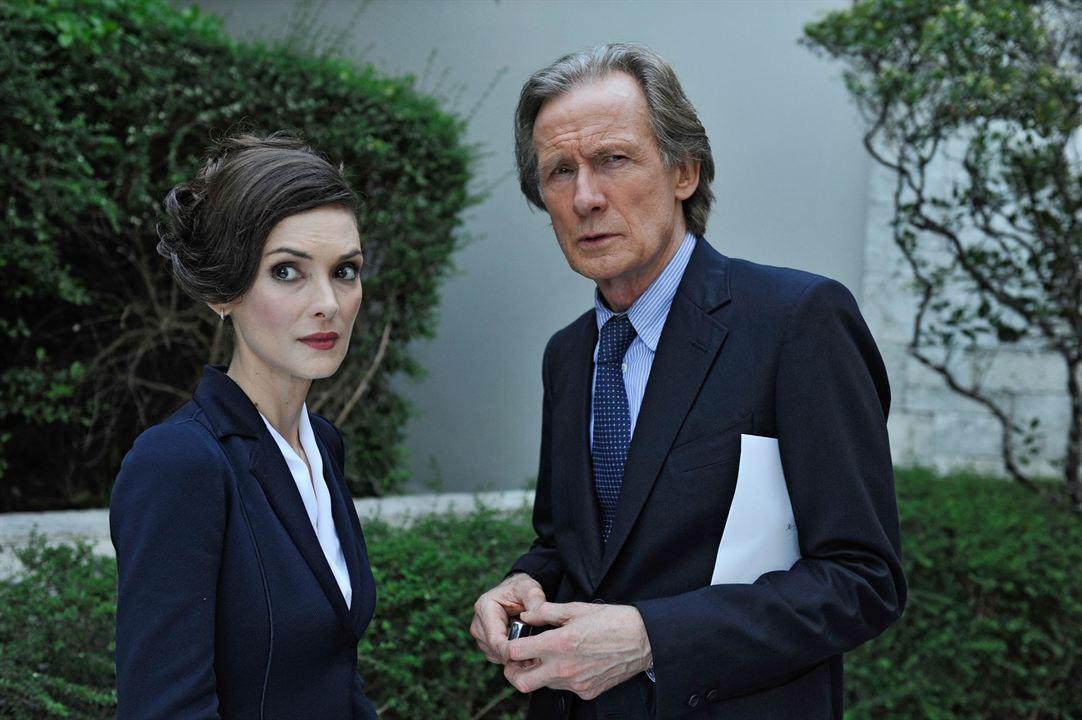 Die Verschwörung - Tödliche Geschäfte : Bild Bill Nighy, Winona Ryder