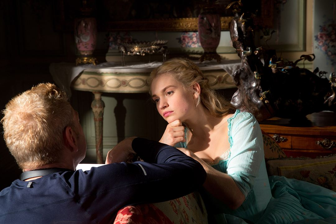 Cinderella : Bild Lily James