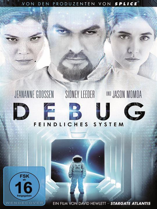 Debug - Feindliches System : Kinoposter