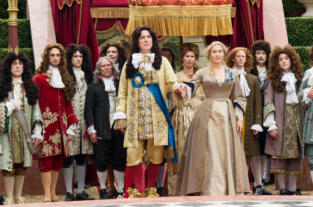 Die Gärtnerin von Versailles : Bild Alan Rickman, Kate Winslet, Paula Paul
