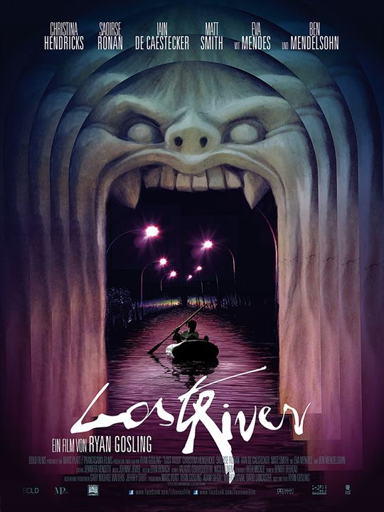 Lost River : Kinoposter