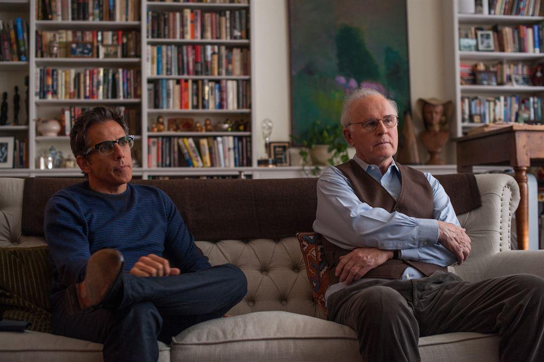 Gefühlt Mitte Zwanzig : Bild Ben Stiller, Charles Grodin