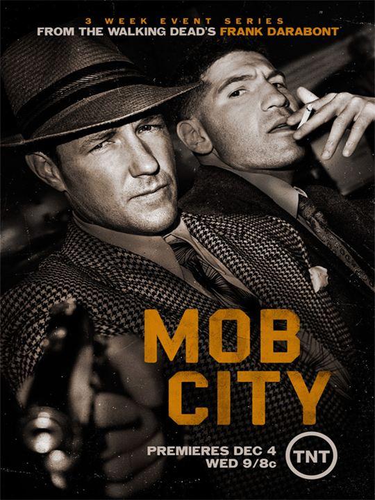 Mob City : Kinoposter
