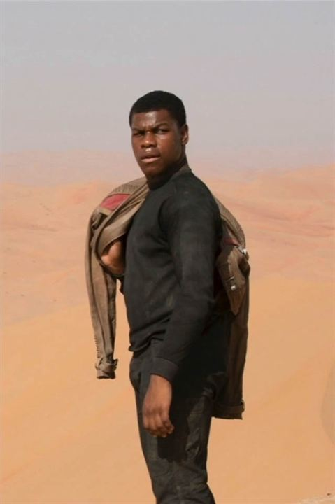 Star Wars: Das Erwachen der Macht : Bild John Boyega