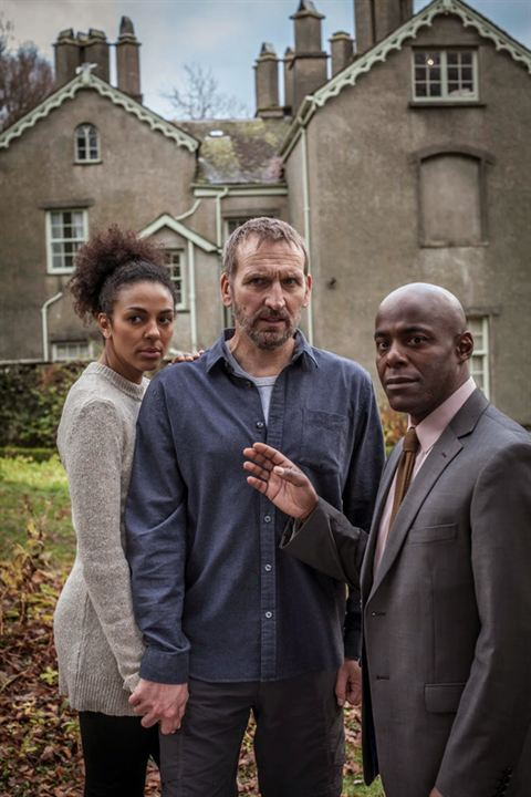 Bild Christopher Eccleston, Marsha Thomason, Paterson Joseph
