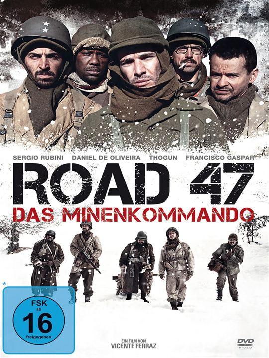 Road 47 - Das Minenkommando : Kinoposter