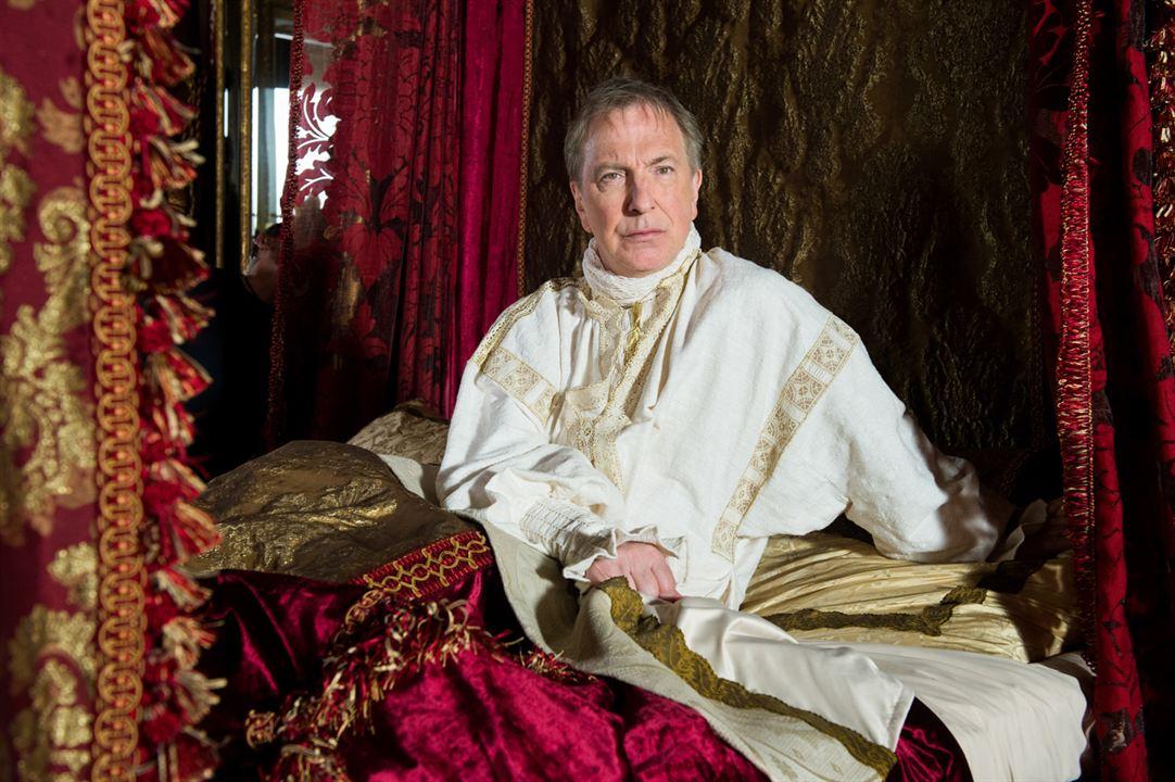 Die Gärtnerin von Versailles: Alan Rickman