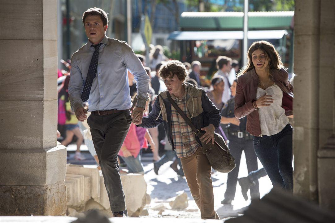 San Andreas : Bild Alexandra Daddario, Art Parkinson, Hugo Johnstone-Burt
