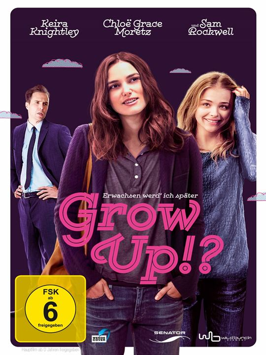 Grow Up!? - Erwachsen werd' ich später : Kinoposter