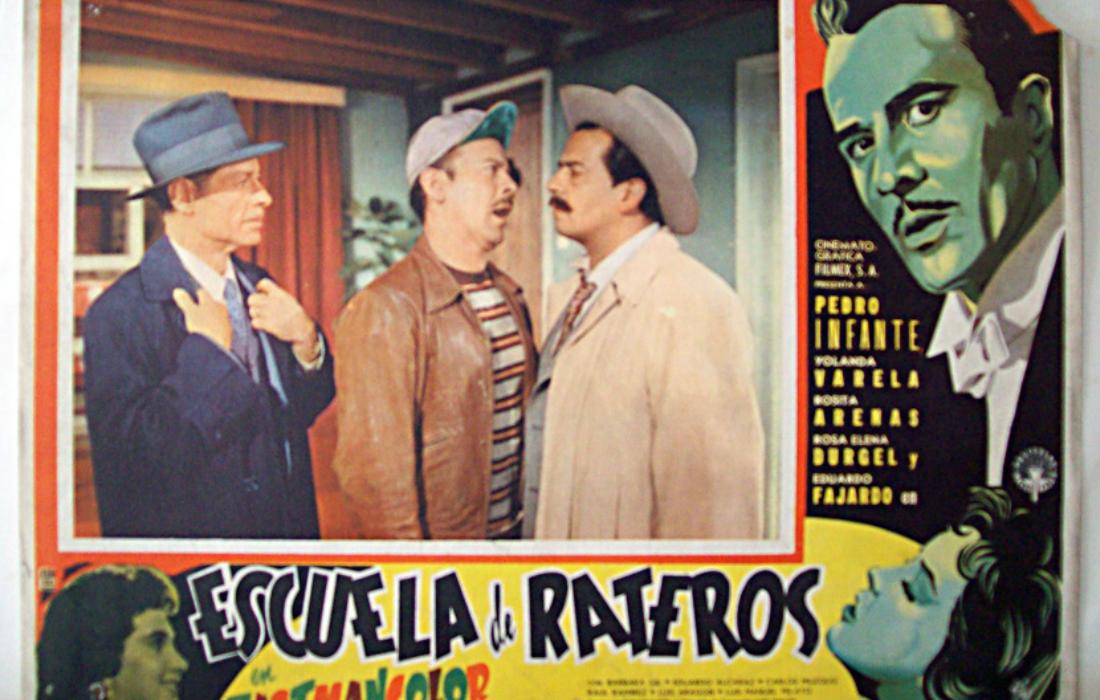 Bild Von Escuela De Rateros Bild 2 Auf 2 Filmstartsde