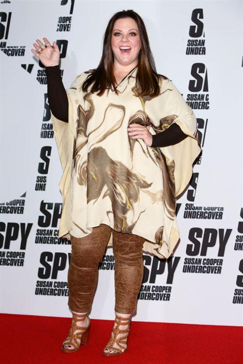 Spy - Susan Cooper undercover : Vignette (magazine) Melissa McCarthy