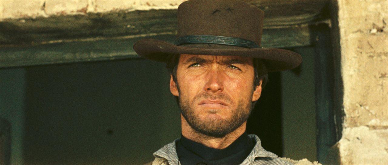 Für eine Handvoll Dollar : Bild Clint Eastwood