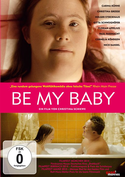 Be My Baby : Kinoposter