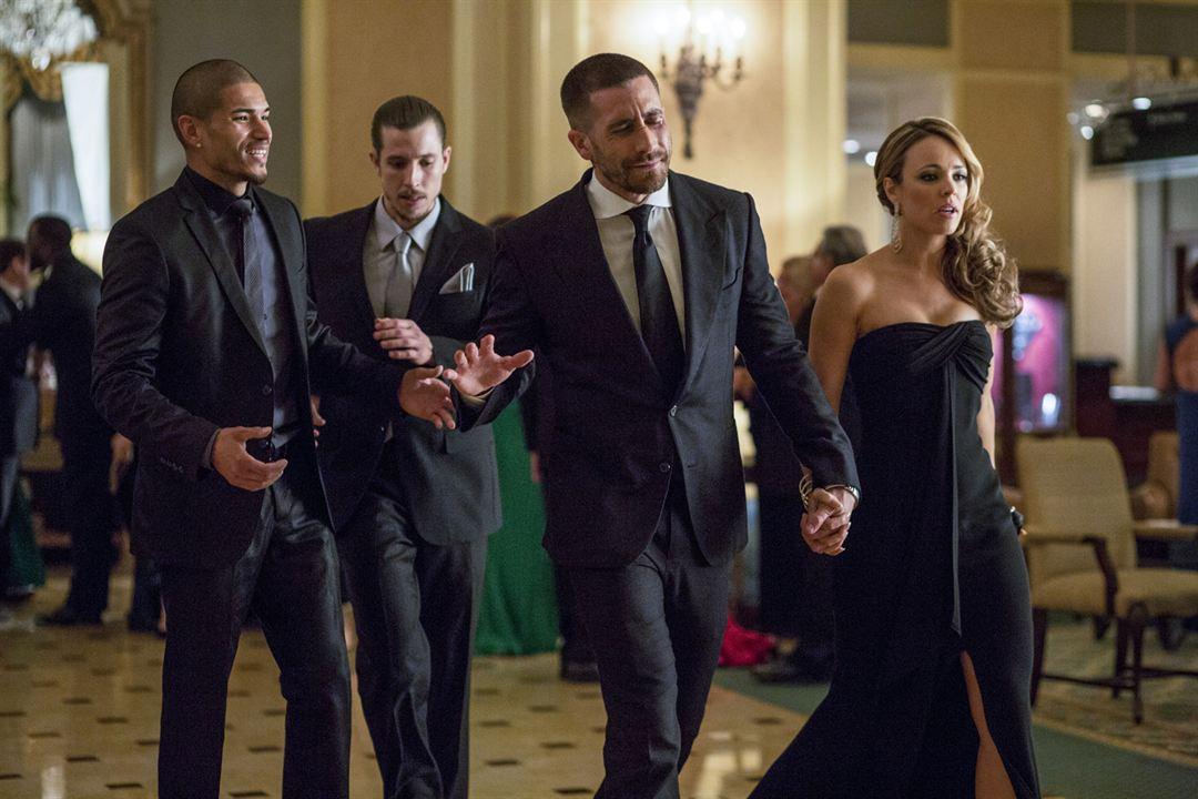 Southpaw : Bild Jake Gyllenhaal, Miguel Gomez (II), Rachel McAdams
