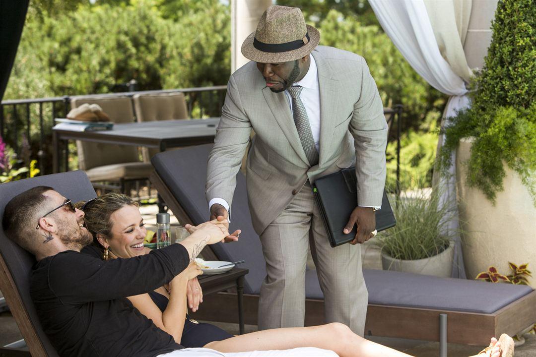 Southpaw : Bild Curtis '50 Cent' Jackson, Jake Gyllenhaal, Rachel McAdams