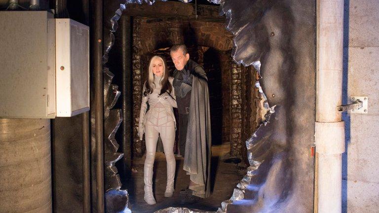 X-Men: Zukunft ist Vergangenheit : Bild Anna Paquin, Ian McKellen