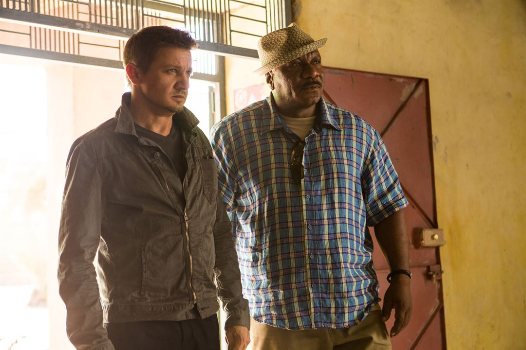 Mission: Impossible - Rogue Nation : Bild Jeremy Renner, Ving Rhames