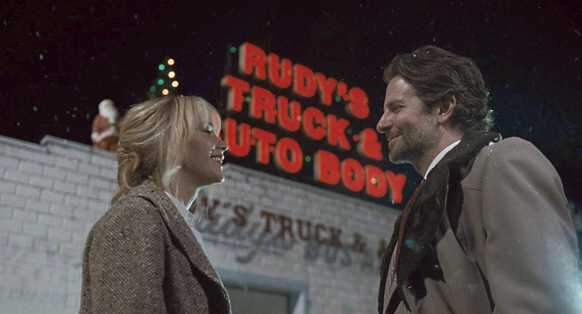 Joy - Alles außer gewöhnlich : Bild Bradley Cooper, Jennifer Lawrence