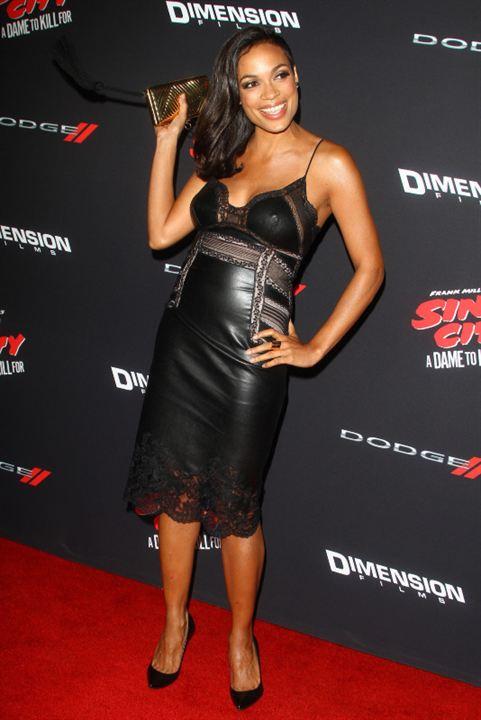 Sin City 2: A Dame To Kill For : Vignette (magazine) Rosario Dawson