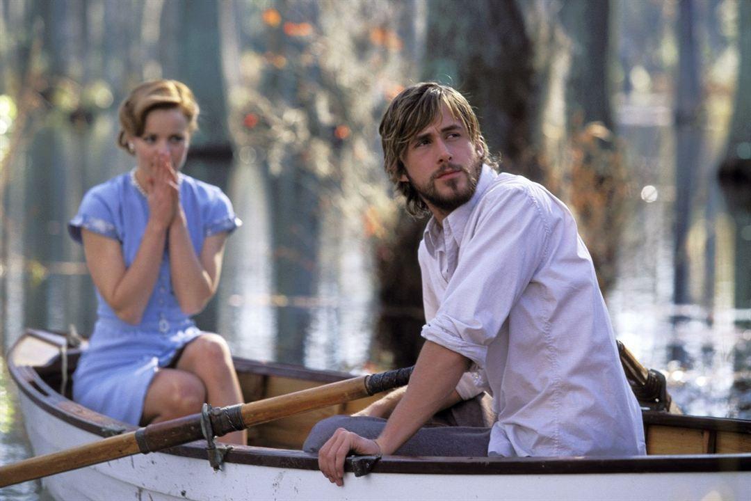 Wie ein einziger Tag : Bild Rachel McAdams, Ryan Gosling