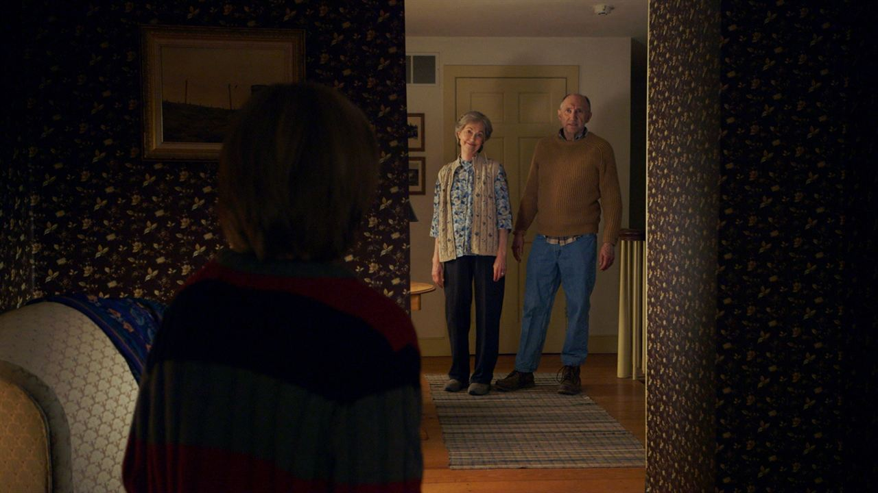 The Visit : Bild Deanna Dunagan, Peter McRobbie