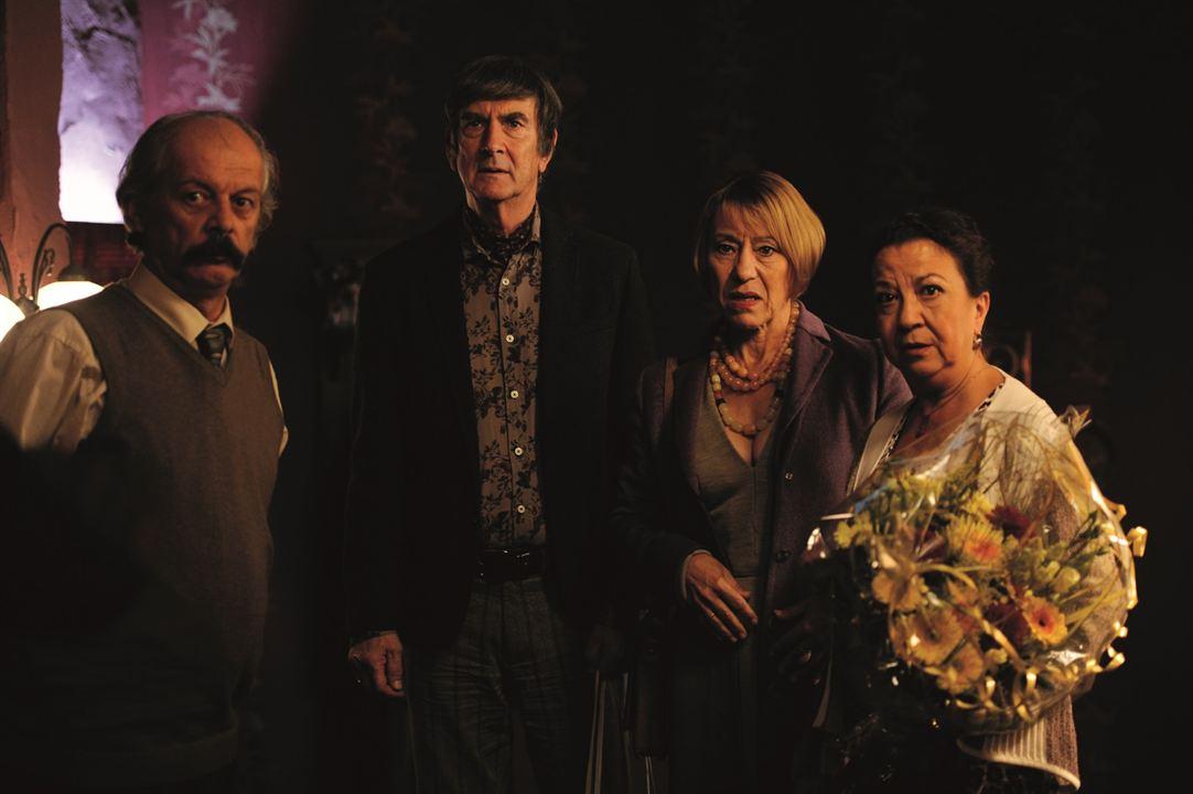 Macho Man : Bild Gitta Schweighöfer, Lilay Huser, Peter Prager, Vedat Erincin