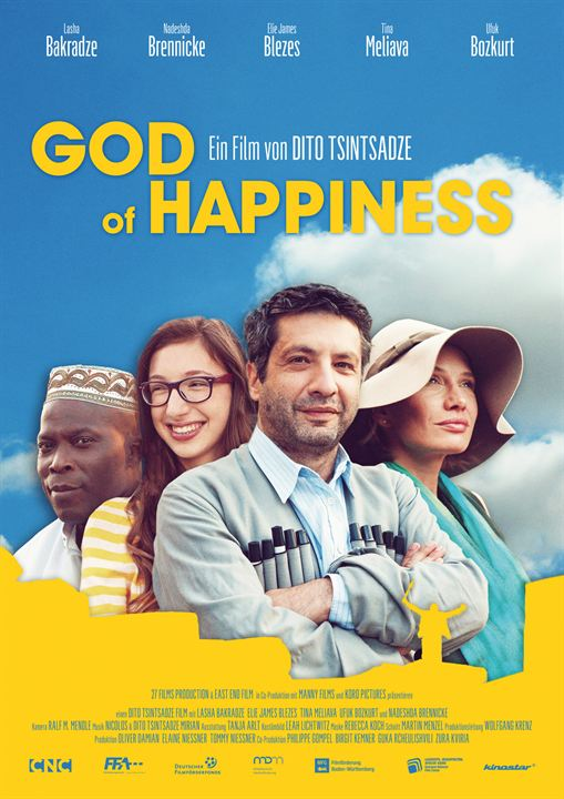 God Of Happiness : Kinoposter