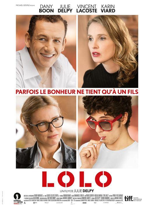 Lolo - Drei ist einer zu viel : Kinoposter