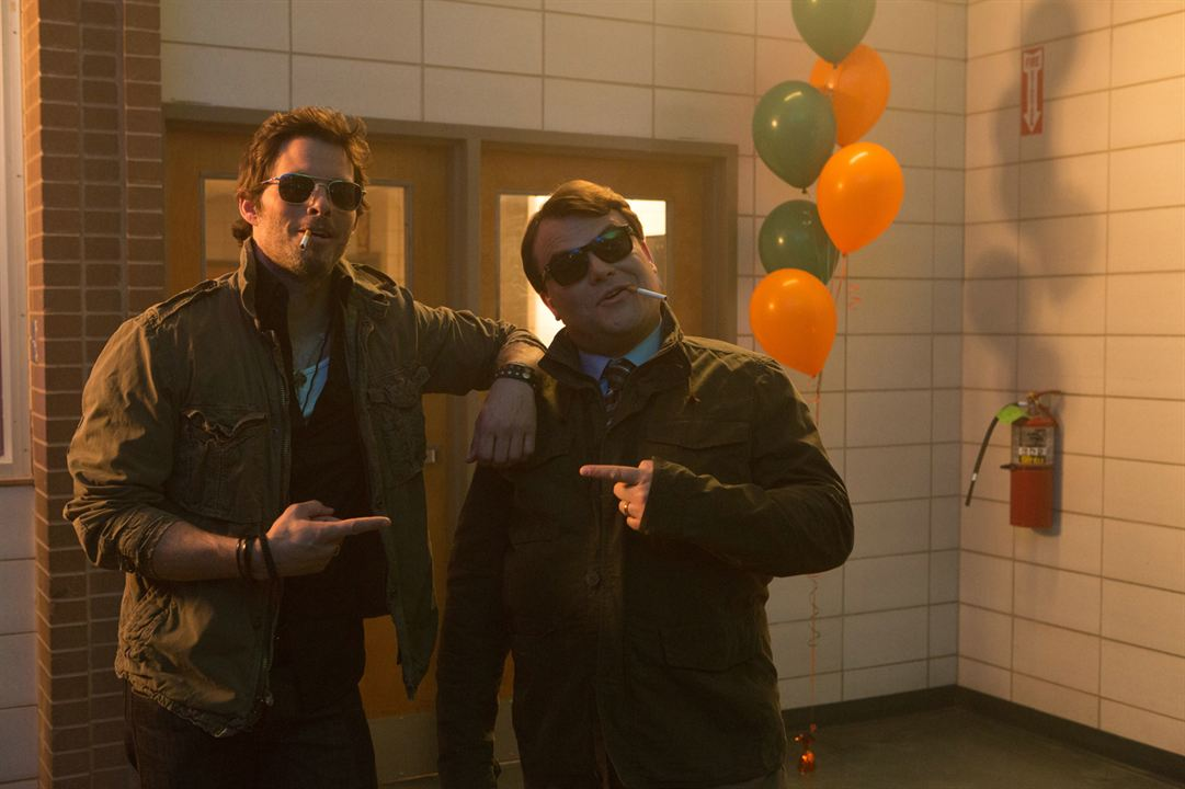 The D Train : Bild Jack Black, James Marsden