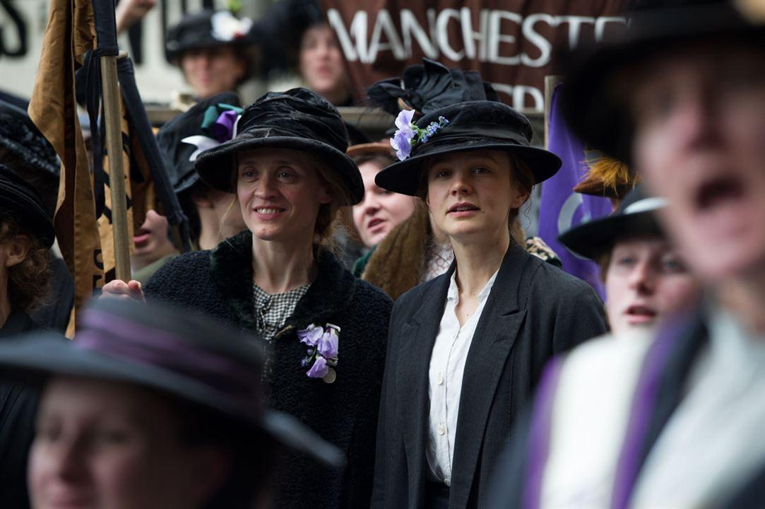 Suffragette - Taten statt Worte : Bild Anne-Marie Duff, Carey Mulligan
