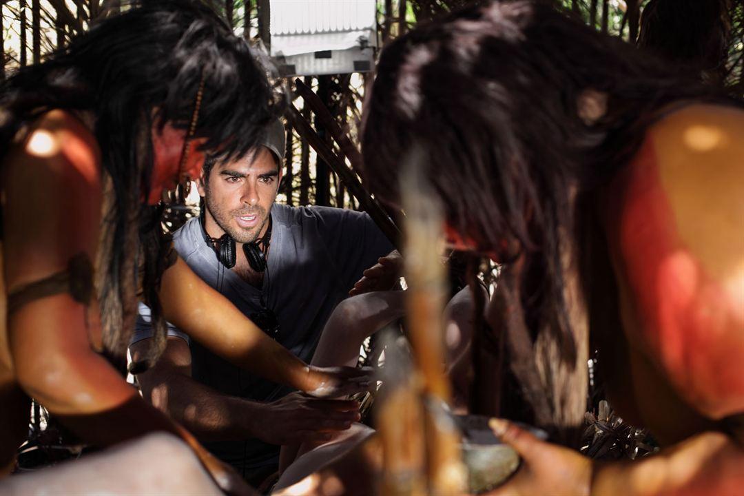 The Green Inferno : Bild Eli Roth