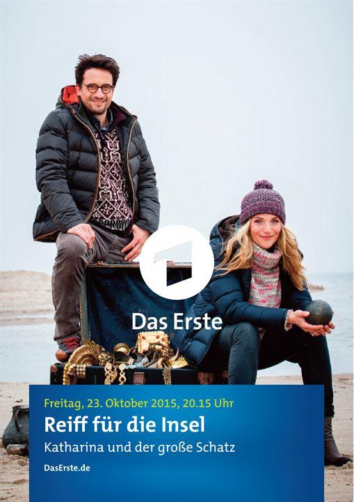 Reiff für die Insel: Katharina und der große Schatz : Kinoposter