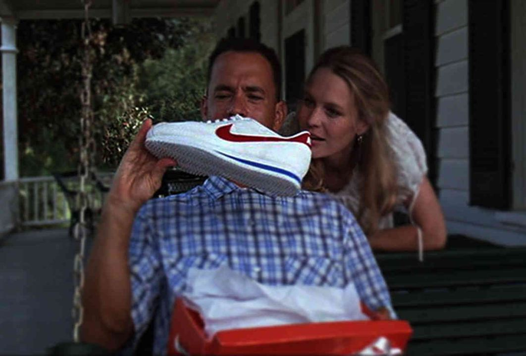 Forrest Gump : Bild Robin Wright, Tom Hanks
